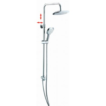 Chrome bar shower(Joy-CS1)